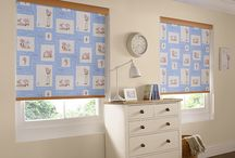 Children Room Blinds Ideas / Find a perfect Roller blind for your Child's bedroom or design it yourself by printing any photo. We specialise in made-to-measure curtains, blinds and shutters and co-ordinating soft furnishings.