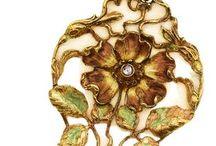 Art Nouveux Jewellery