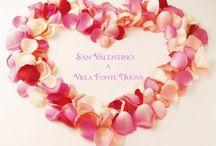 SAN VALENTINO / IL SAN VALENTINO A VILLA FONTE NUOVA per info e prenotazioni info@villafontenuova.it tel. 0690024868 cell. 3398609513 cell.3468622792 www.villafontenuova.it