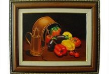 IRMA ENDREY painter - My still life paintings