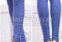 вязание (носки)