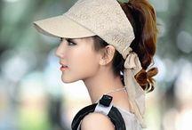 Лето шляпы
