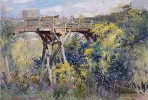 Clara Southern Australian Artist / Clara Southern's art