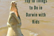 Darwin with Kids