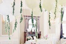 balloons wedding