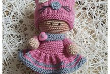 Big Head Baby Doll Gallery / The most beautiful crochet Big Head Baby Dolls around the Internet (no pattern available)
