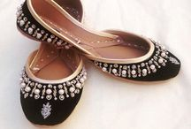 Saduf's Wedding Shoes