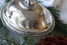 Christmas is Silver / Christmas gifts and ideas to help you have a sparkling holiday season.