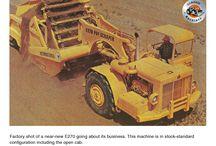 International-Harvester's model E270 Payscraper