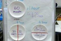 Math-telling time / by Michelle Smelser