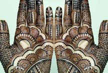 Mehendi design / Totally gorgeous