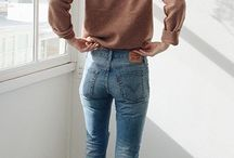 outfits with blue jeans