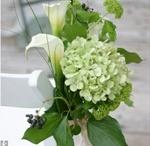 weddings: green / by Sue Corning