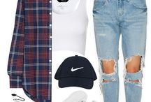 Summer/Spring Outfits