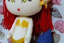 Sereia - Mermaid / Instagram: @atelie_cambiocco  WhatsApp: 19 982534219  Loja Virtual: www.elo7.com.br/ateliecambiocco