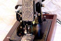 sewing machings / by Gerry