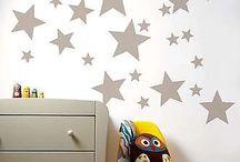 Starry-eyed Childs Nursery ideas