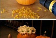 Halloween / Crafts decorating / by Kimberly Norton