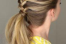 Dope ponytails
