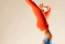 Yoga, acro, aerials