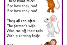 baby nursery rhymes, songs and books