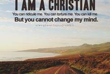 Christian Faith in Jesus / by Lowdown0