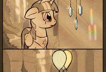 My Little Pony board