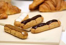 """Boulangerie é Patisserie / Authentische französische Köstlichkeiten, frisch zubereitet in der """"Boulangerie épi"""" und geliefert von à la carte Kurier - ihr persönlicher Lieferservice in Köln."""