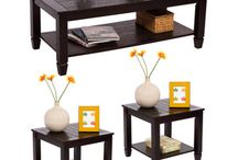 Furniture for my new apartment  / by Amanda Delbo
