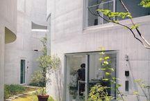 Arkitektur volymer