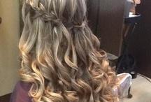 Year 6 formal hair