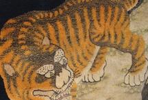 tibetian tiger