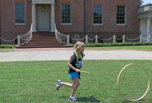Summertime Programs and Activities / Exploring Summertime fun with camps and special programs held at Tryon Palace