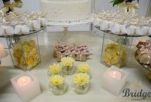 Luzes e velas / Todo o charme e romantismo das decorações com luzinhas e velas que encantam