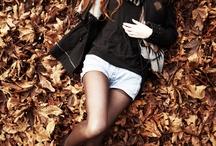 Sandy Fall/Winter Ideas