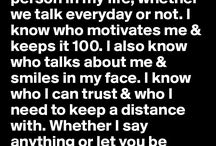 Things I have learned