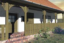 Casa traditionala de vacanta