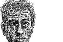 Art: Alberto Giacometti / by Anna Rita Caddeo