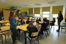 Conselho de Alunas e Alunos 1º/2º/3º CEB / As nossas alunas e os nossos alunos do 1º/2º/3º CEB reunidas para o Conselho de Alunos.