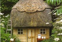 Quirky dwellings and doors
