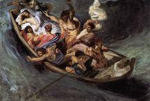 Eugene Delacroix / Pittori