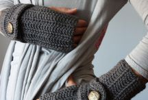 crochet/ knitting / crochet and knitting projects that a sewer can handle!