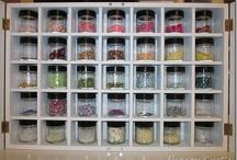 Craft studios and storage ideas