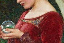 Art Painter John William Waterhouse