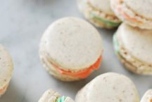 Magnificently marvellous macarons / by Avery Leigh