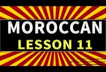 Learn Moroccan Arabic