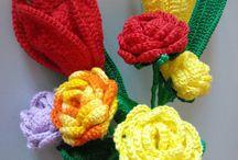 My projects DIY / Os meus projetos em crochet