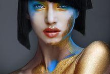 Makeup & Photoshop