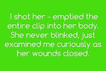 Vampire story