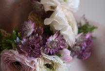 Wearing florals